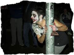 Teatro Dark Cripta horrores halloween