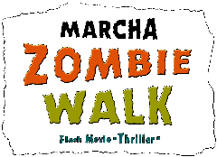 Marcha ZOMBIE Walk guia walking dead