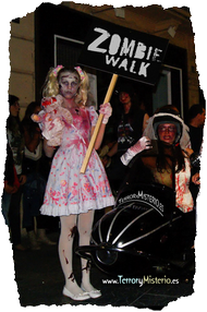 marcha-zombi-walking-dead